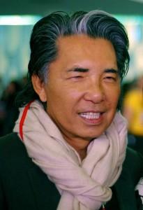 Kenzo Takada créateur de la marque Kenzo